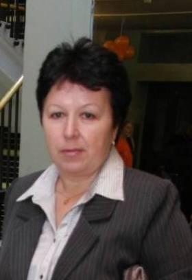 Галина Михайловна Мелякова