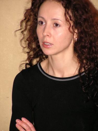 Хореограф Ольга Зотова